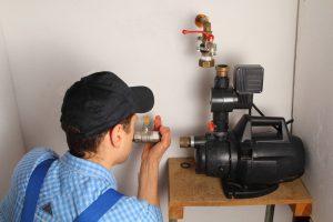 Brunnenwasseraufbereitung