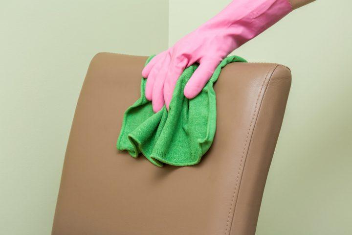 Favorit Bürostuhl reinigen » So wird er bestens sauber OU05