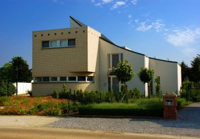 Bungalow Neubau