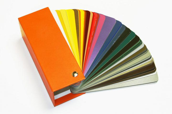 Buntsteinputz Farben