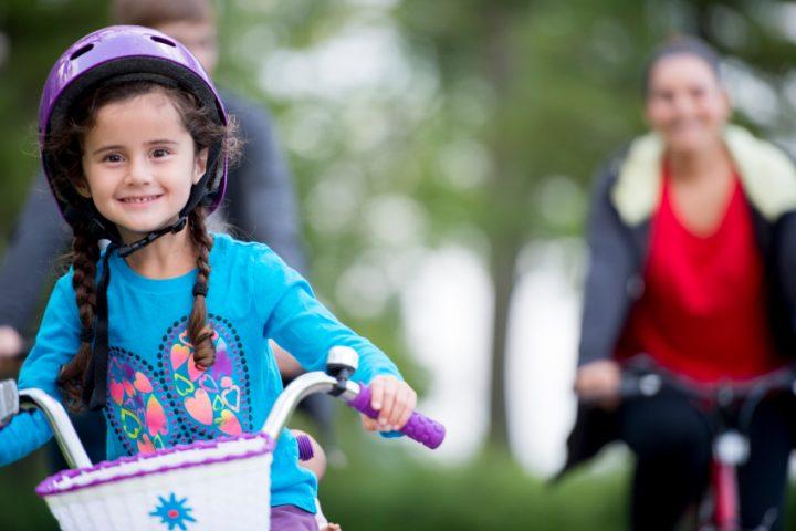 Carport für Fahrräder
