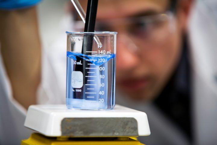 Chemische-Entkeimungsmethoden für Trinkwasser