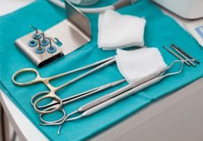 Chirurgenstahl Einsatz