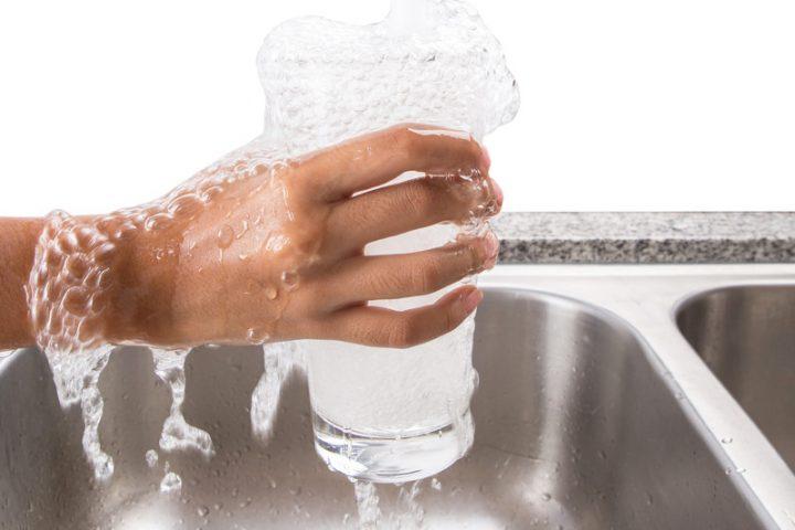 Chlor im Leitungswasser
