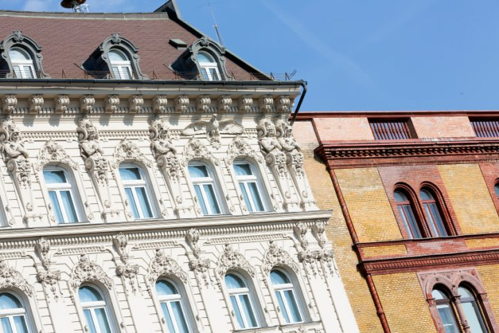 Dächer bei alten und denkmalgeschützten Gebäuden