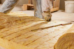 Dämmung Dachboden
