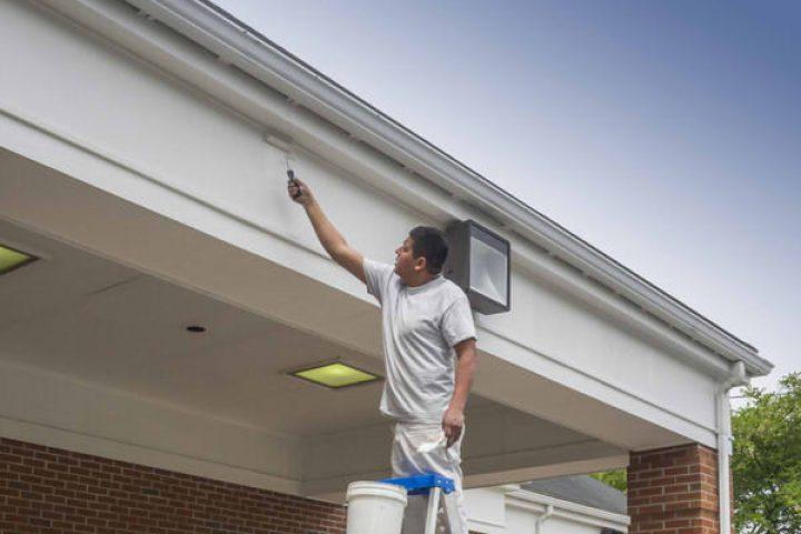 Dachüberstand Streichen » Welche Farbe Ist Die Richtige?