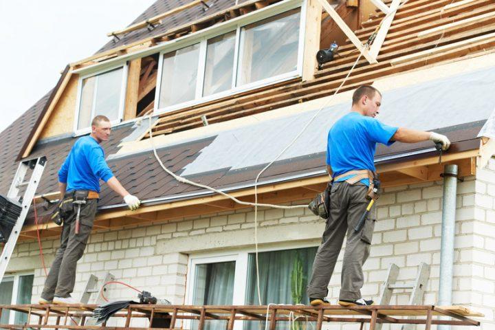 Dachüberstand verlängern