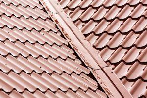 Dach streichen