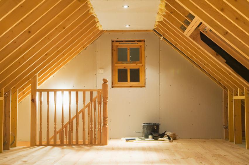 Präferenz Dachbodentreppe abdichten » Das sollten Sie beachten PI19