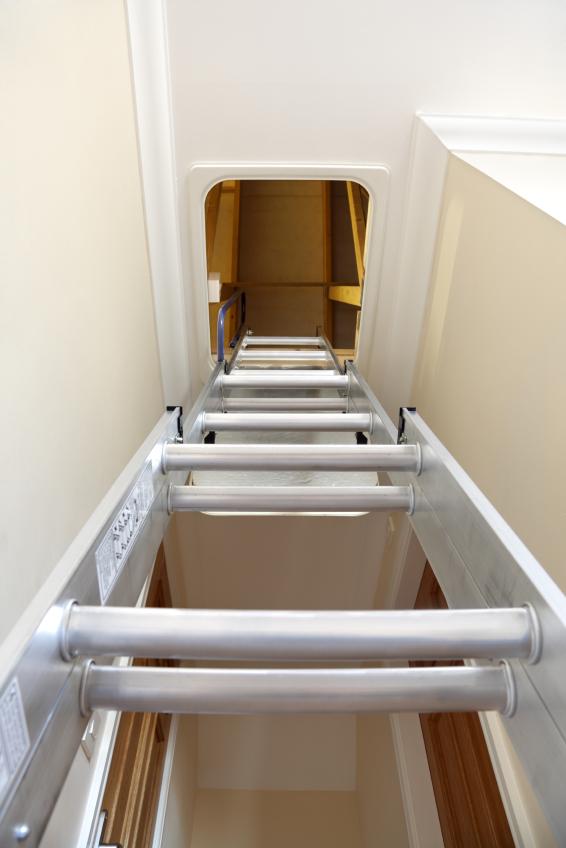 genug Dachbodentreppe dämmen » Alles, was Sie wissen müssen HE22