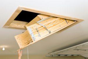 Dachbodentreppe einbauen lassen