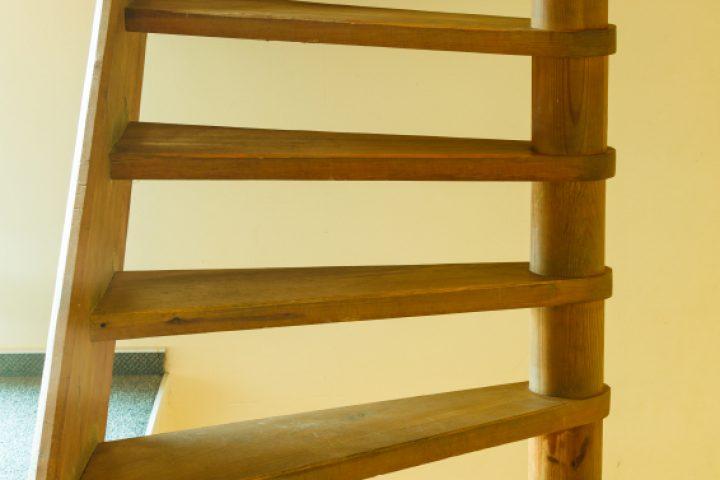 Dachbodentreppe isolieren