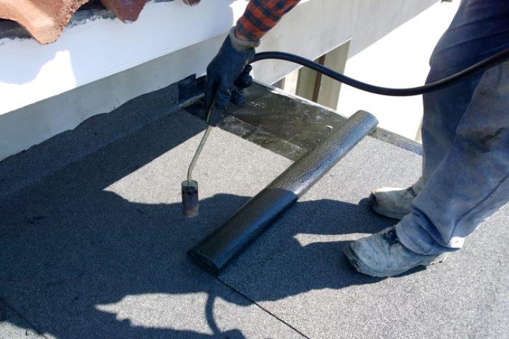 Bitumen Dach