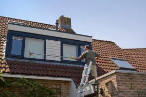 Dachfenster Notausstieg