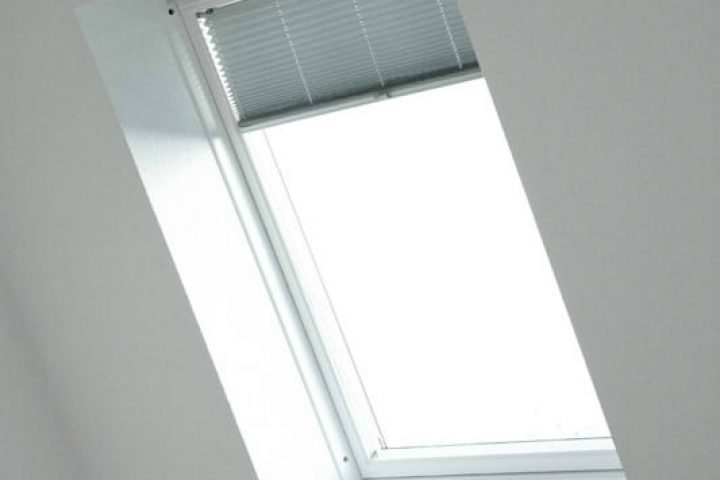 Dachfenster abdunkeln