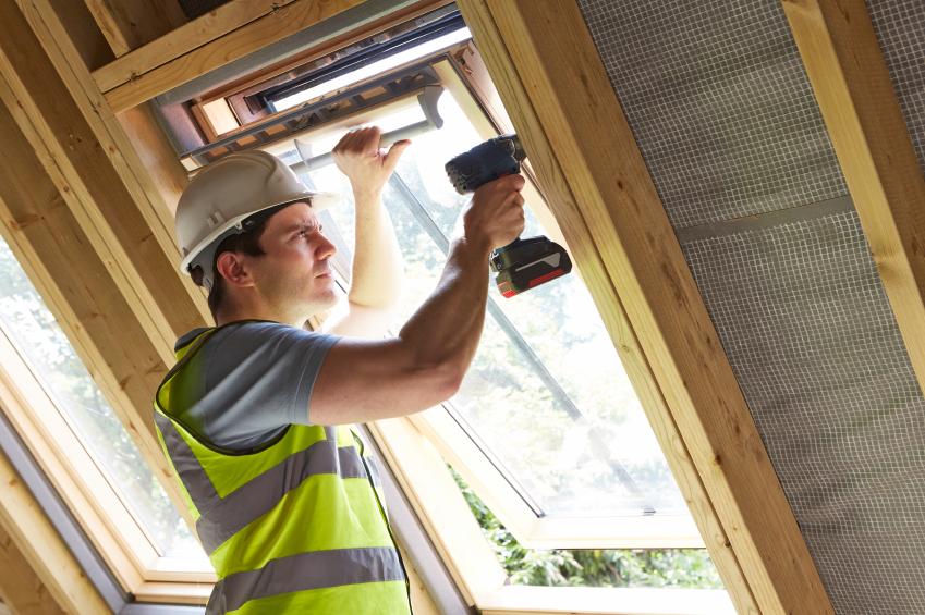 Dachfenster gegen w rmedurchgang sch tzen for Fenster gegen einbruch schutzen