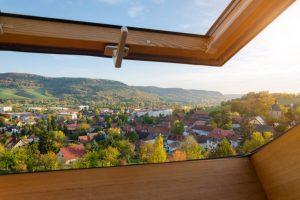 Dachfenster mit Sonderfunktionen