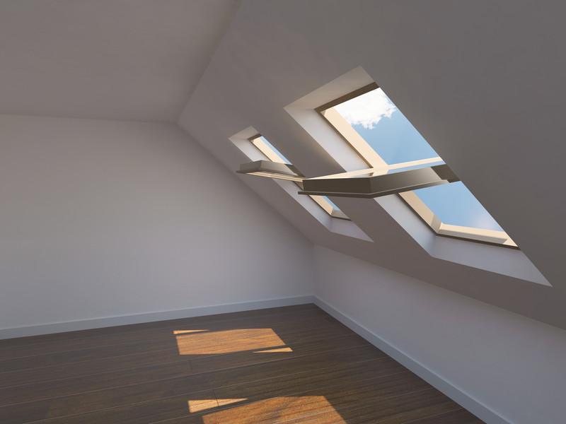 Dachfenster putzen