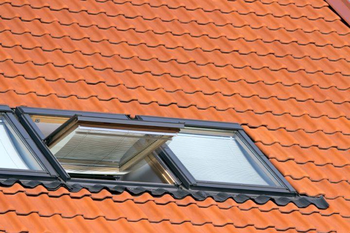 gardinen fr dachfenster ideen dachschrge vorhang marke on. Black Bedroom Furniture Sets. Home Design Ideas