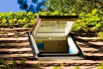 Dachfenster schließen