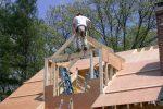 Dachgaube-Baugenehmigung