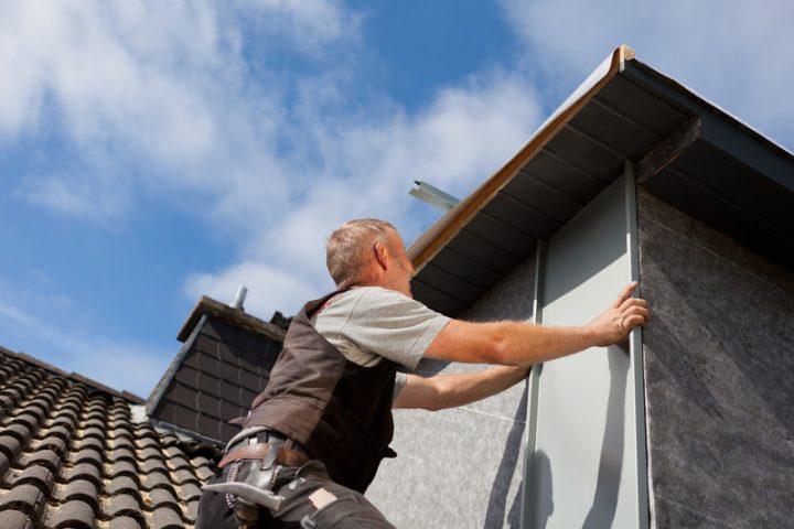 Dachgaube bauen