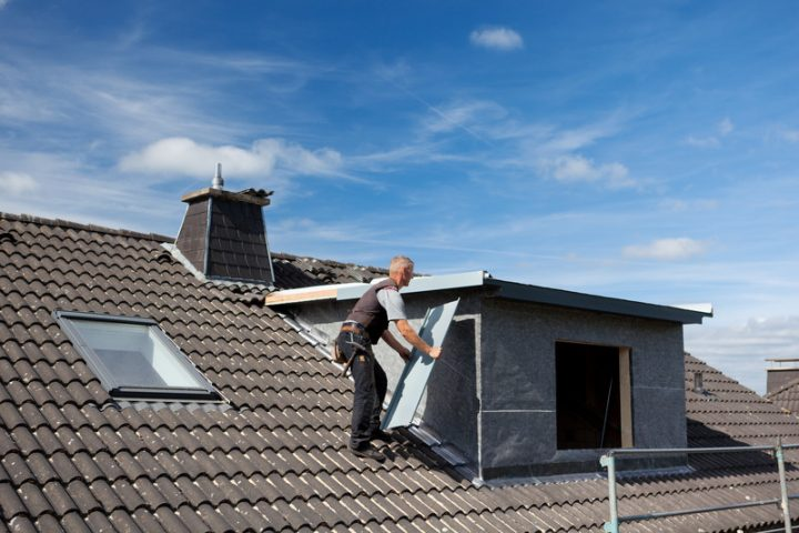 Dachgaube selber bauen