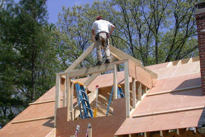 Bevorzugt Dachgaube Baugenehmigung » Was ist erlaubt? EF73