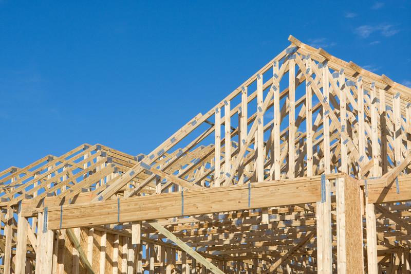 Dachkonstruktion aus holz so ist sie aufgebaut - Was kostet ein dachstuhl walmdach ...