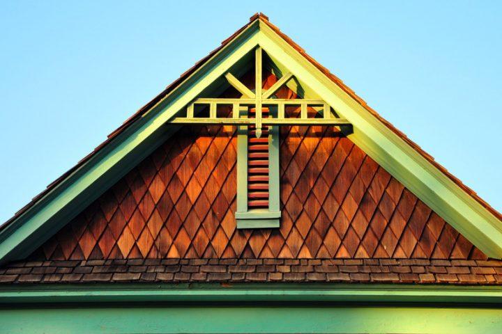 Dachkonstruktion Satteldach