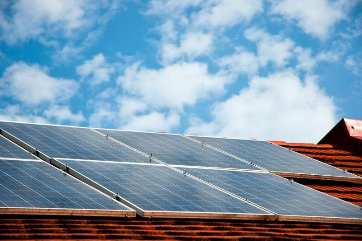 Dachneigung Photovoltaik