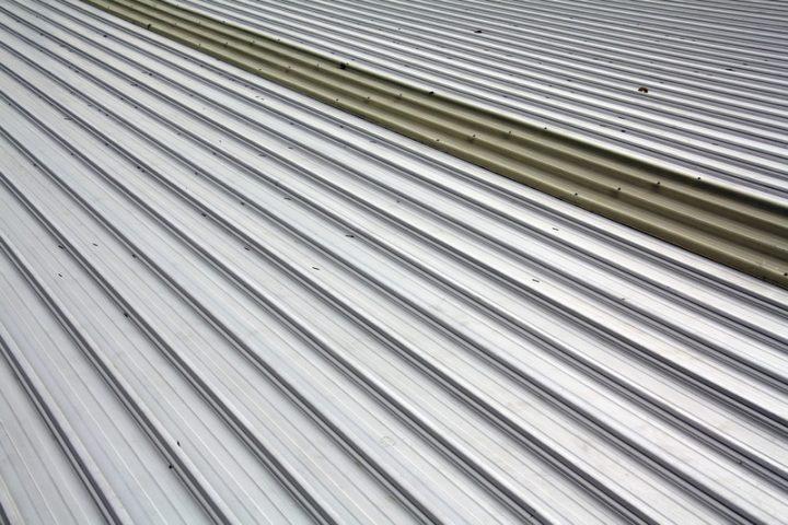 Dachplatten Metall