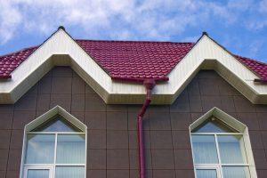 Dachplatten aus Kunststoff