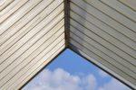 Dachplatten durchsichtig