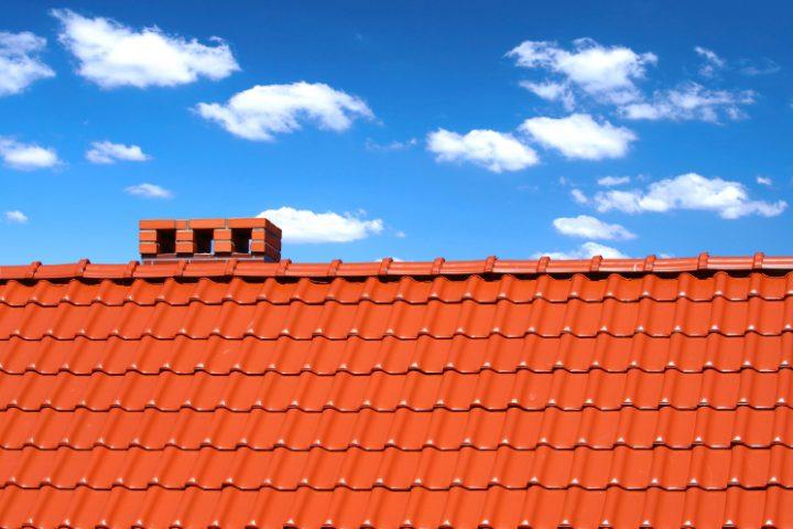 Dachplatten mit Wellen und Pfannenprofilen