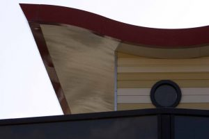 Dachreiter Flachdach