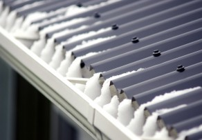welchen stromverbrauch hat eine dachrinnenheizung. Black Bedroom Furniture Sets. Home Design Ideas