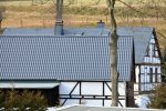Saniertes Dach