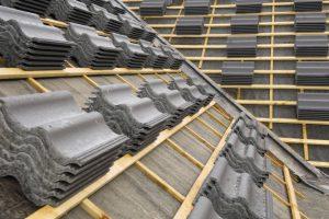 Dachsanierung mit gleichzeitiger Dachdämmung ist sinnvoll