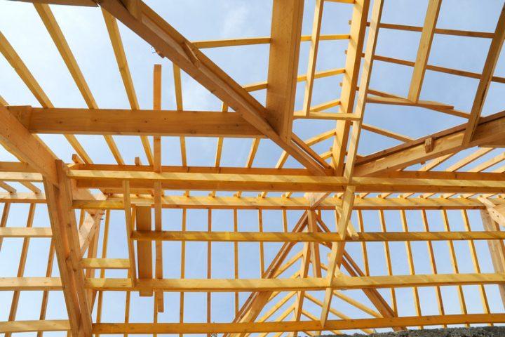Gut gemocht Dachsparren Maße » Standardmaße in der Übersicht NR03