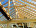 Die Preise für Dachsparren hängen vom Dach ab