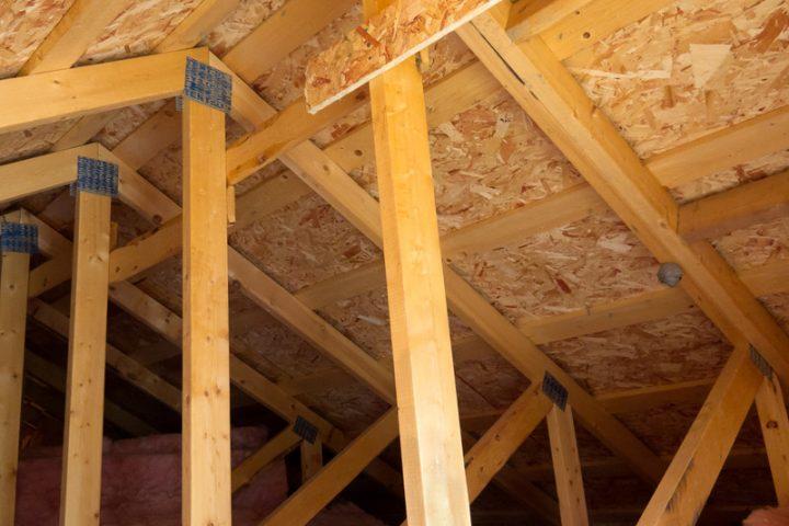 Dachsparren aufdoppeln