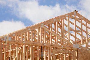 Dachstuhl Aufbau