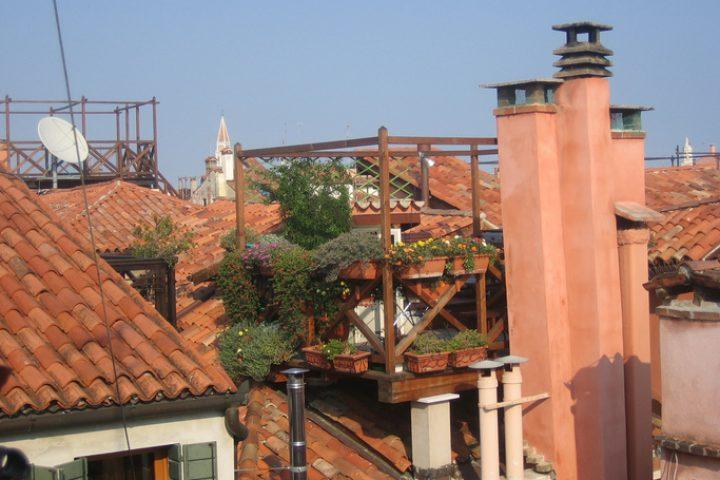 Dachterrasse-Konstruktion » Darauf sollten Sie achten