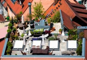 Dachterrasse kosten