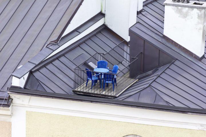 Dachterrasse Genehmigung