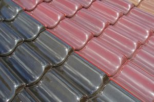 Dachziegel Farben