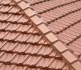 Dachziegel Kunststoff