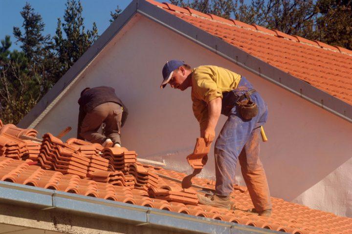 Super Dachziegel verlegen » Anleitung in 4 Schritten WR72